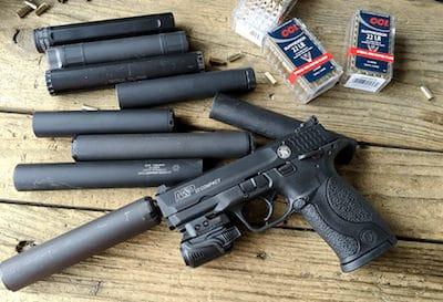 NFA Pistols