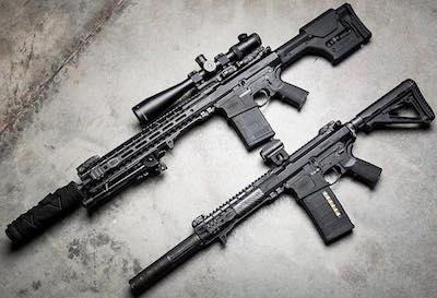 NFA Rifles
