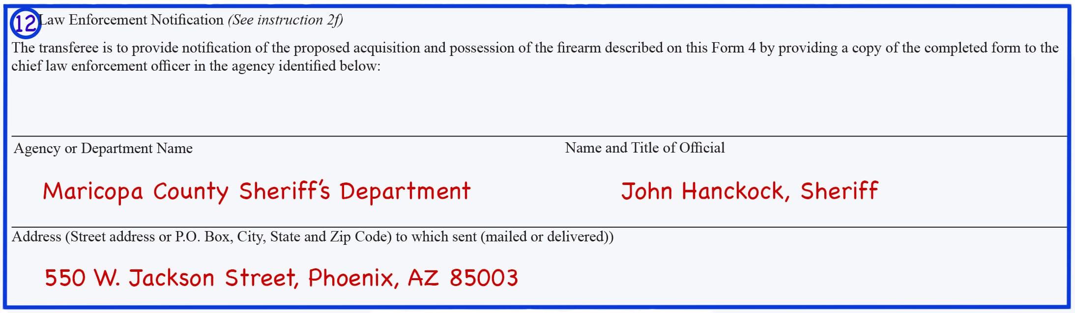 Form 4 Box 12