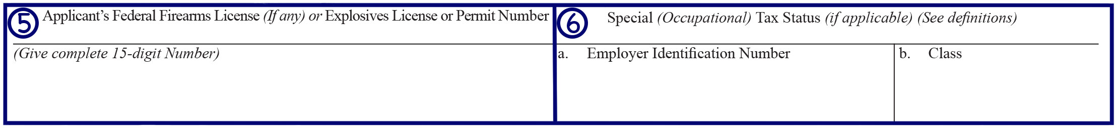 Form 1 Boxes 5-6
