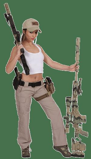 Gun Trust Gal