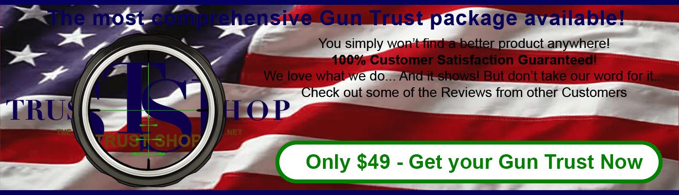 Trust Shop Logo