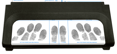 Fingerprints Step 10