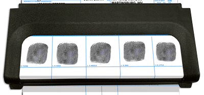 Fingerprints Step 6