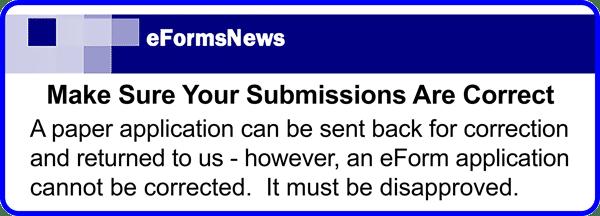 ATF eForms News